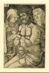 Ludwig Krug, Man of Sorrows, 1510-1532