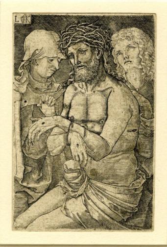 Ludwig Krug, Man of Sorrows, 1510-1532