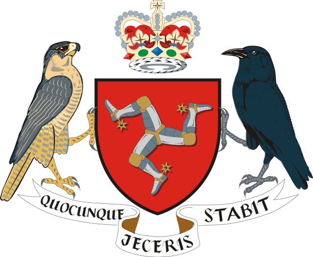 isle of man seal of arms
