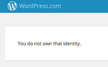 creepy depersonalizing wordpress autotext