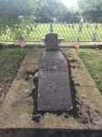 Revolutionary War burial. Baptised on Halloween.